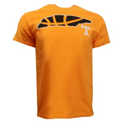 Tennessee Basketball State Logo Tee