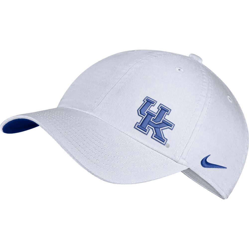 Kentucky Nike Womens H86 Glitter Logo Cap