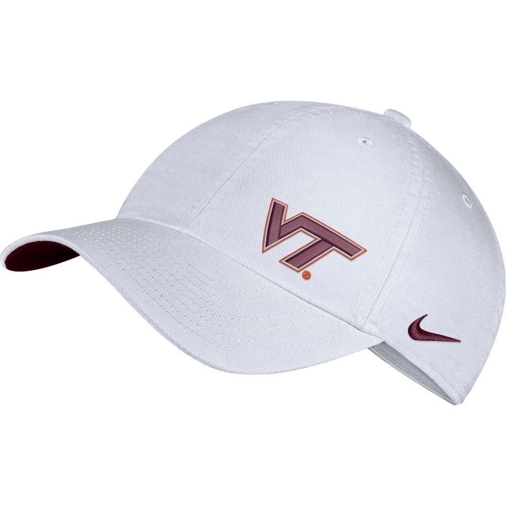 Virginia Tech Nike Womens H86 Logo Cap