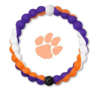 Clemson University Gameday Lokai Bracelet