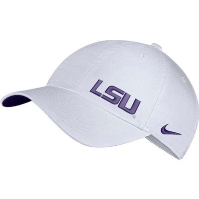 LSU Nike Womens H86 Glitter Logo Cap