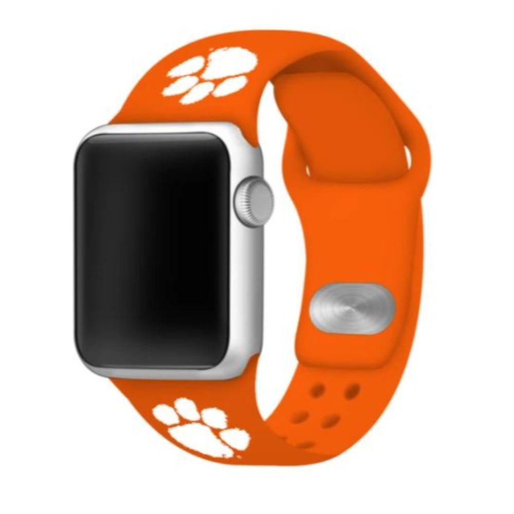 Clemson Apple Watch Silicone Sport Band 42mm