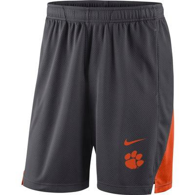 Clemson Nike Franchise Shorts