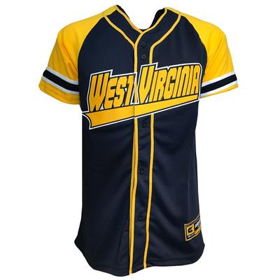 West Virginia Colosseum Baseball Jersey