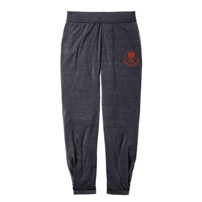 Auburn League Unwind Pleated Jogger Pants