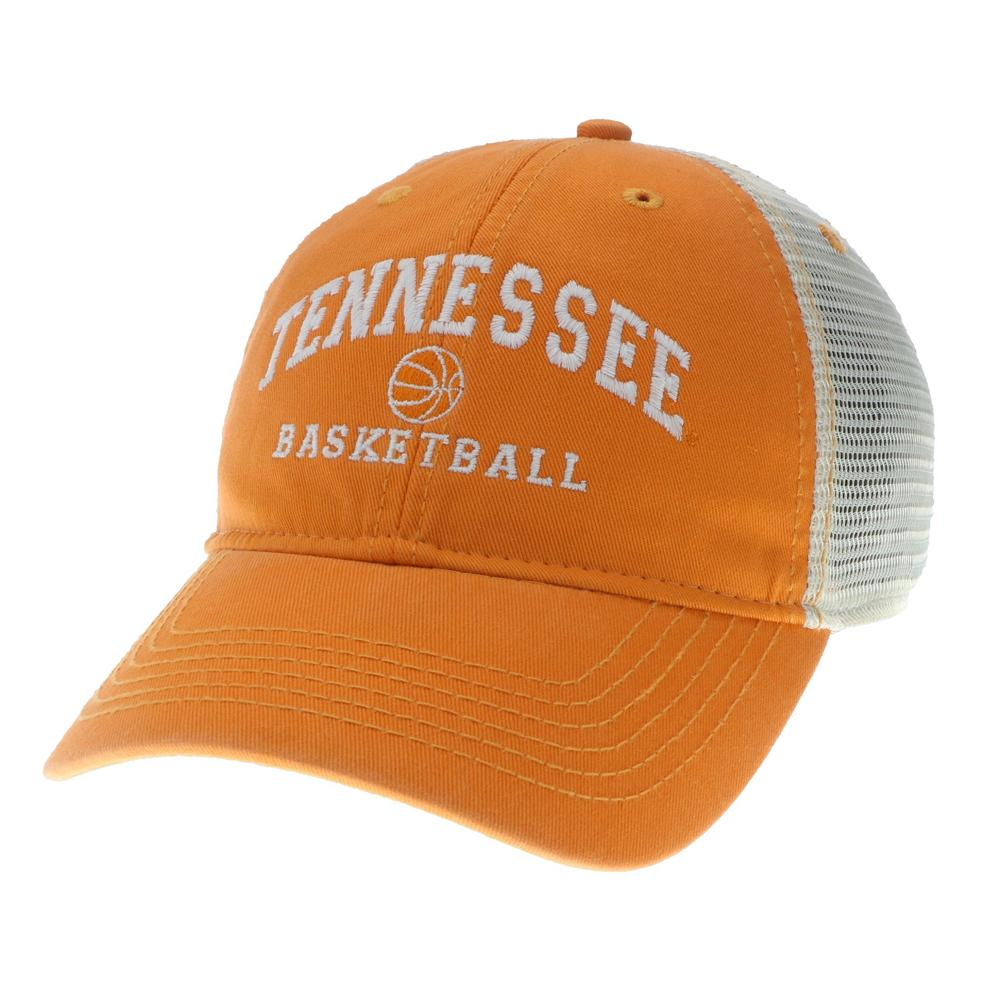 Tennessee Basketball Twill Trucker Hat