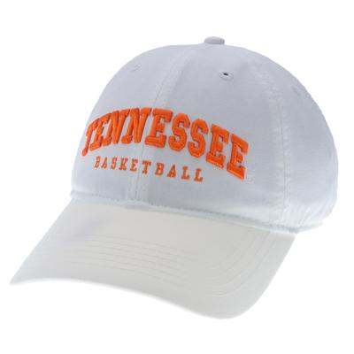 Tennessee Basketball Adjustable Crew Hat