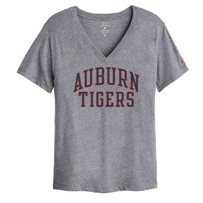 Auburn League Women's Intramural Boyfriend V-Neck Tee
