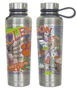Clemson Catsudios Stainless Steel Thermal Water Bottle