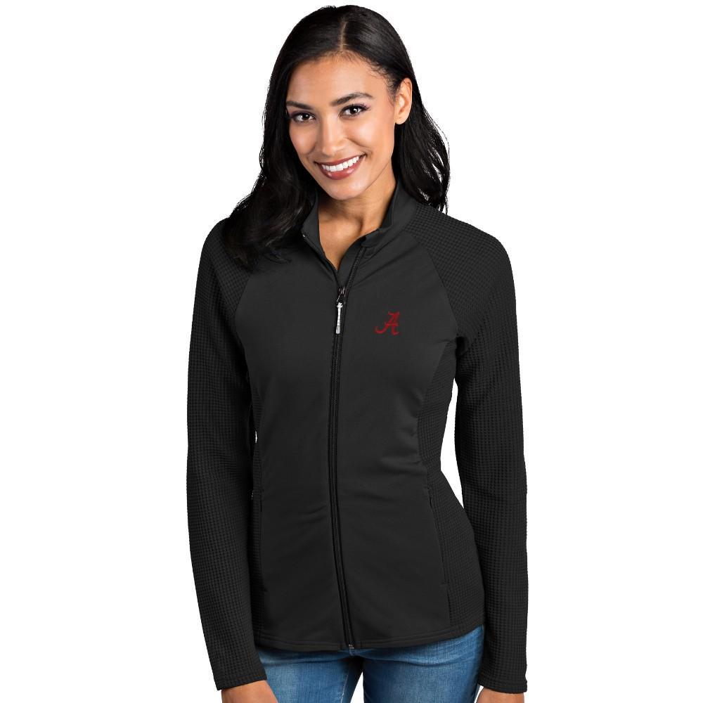 Alabama Antigua Women's Sonar Full Zip Jacket