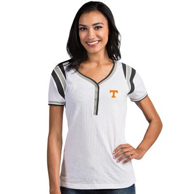 Tennessee Antigua Women's Dugout Tee