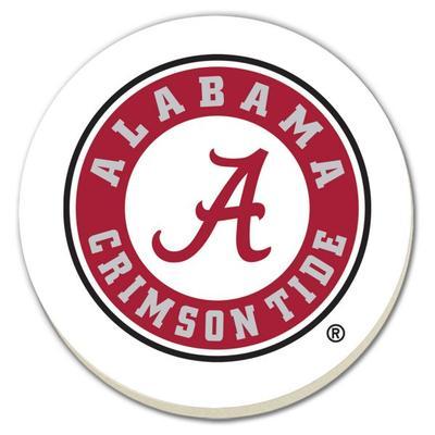 Alabama Circle Logo Coaster (4 Pack)