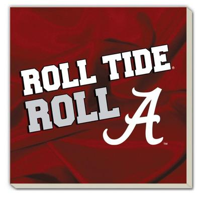 Alabama RTR Coaster (4 Pack)