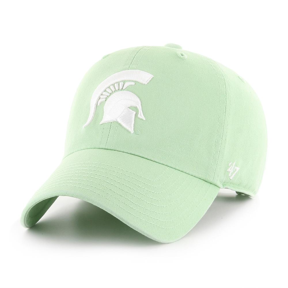 Michigan State 47 ' Women's Copperstown Clean Up Hat