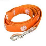Clemson Tigers Dog Leash (6 Ft.)