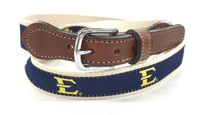 ETSU Bucs Web Belt