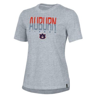Auburn Under Armour Women's Performance Cotton Tee