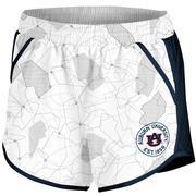 Auburn Under Armour Women's Fly By Shorts
