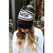 The Nash Collection Nash Pom Beanie