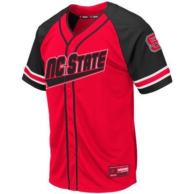 NC State Colosseum Baseball Jersey