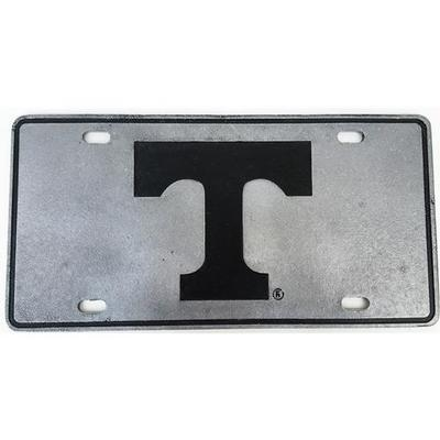 Tennessee License Plate Metal Power T
