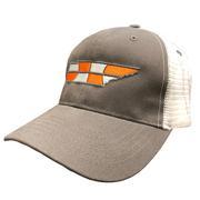 Basketball State Adjustable Trucker Hat