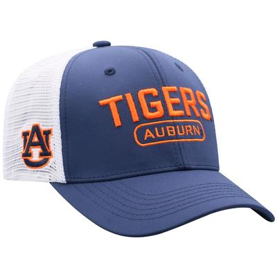 Auburn Top of the World 3D Logo Mesh Back Cap
