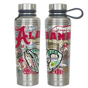 Alabama Catsudios Stainless Steel Thermal Water Bottle