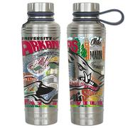 Arkansas Catsudios Stainless Steel Thermal Water Bottle