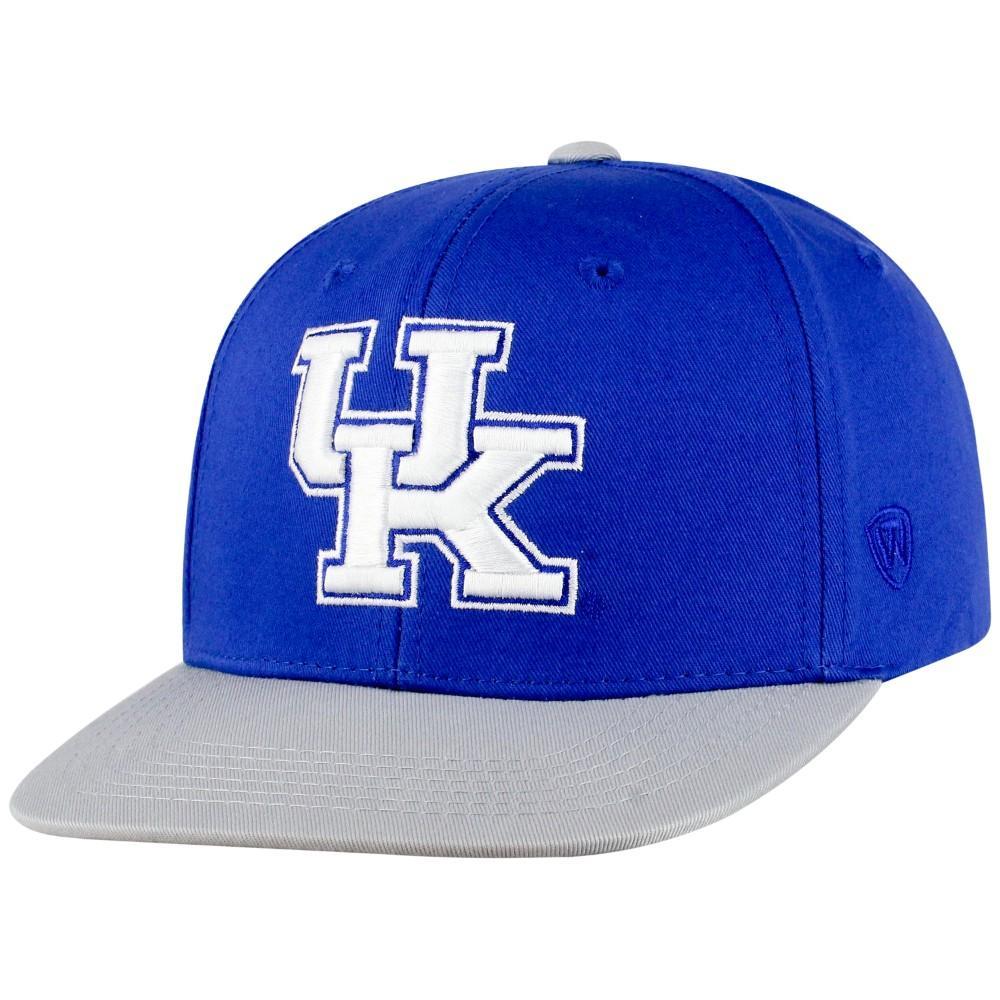 Kentucky Top Of The World Youth Maverick Flatbrim Hat