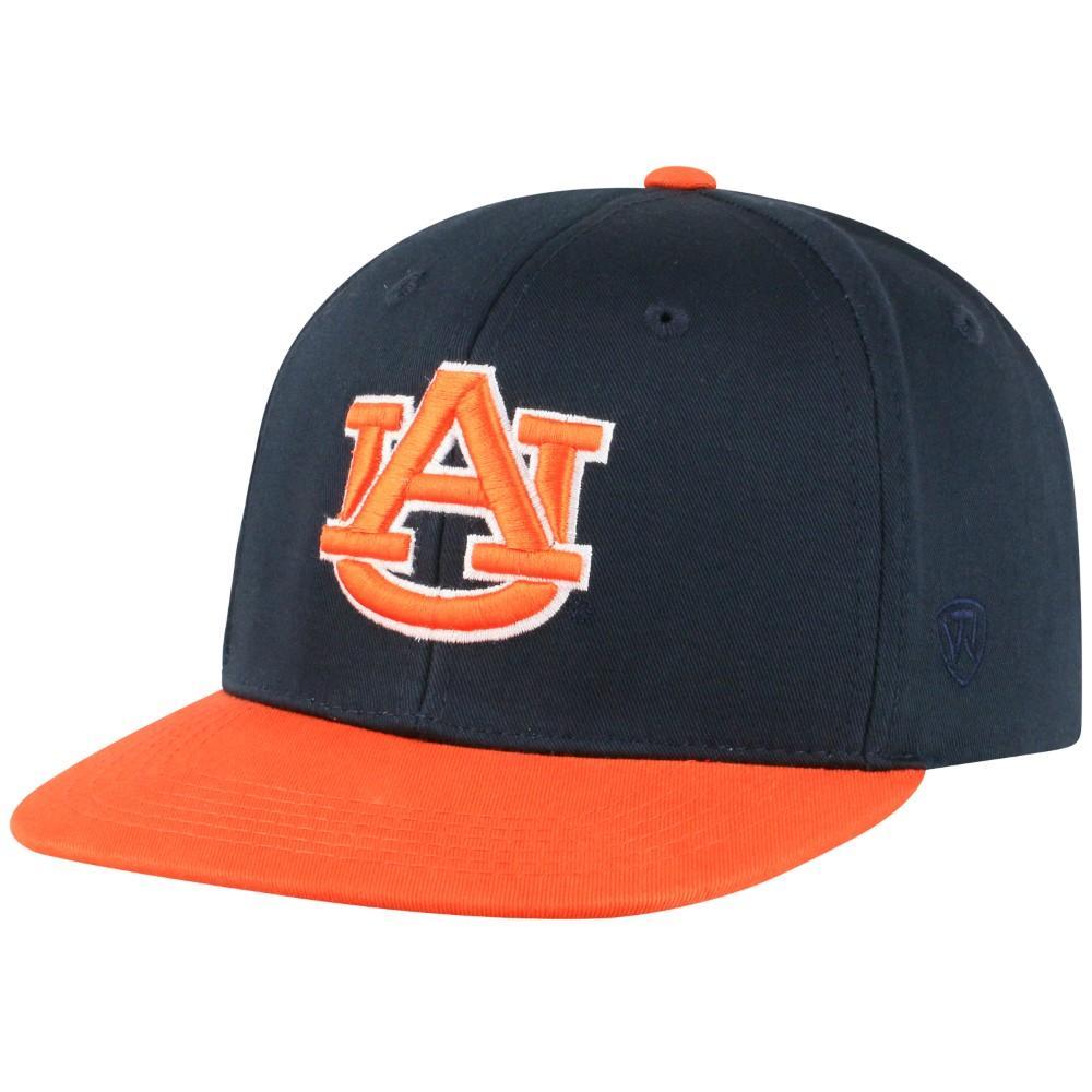 Auburn Top Of The World Youth Maverick Flatbrim Hat