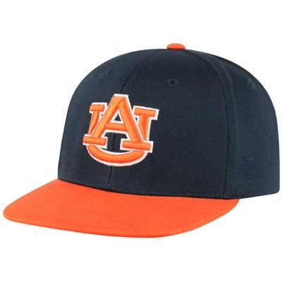 Auburn Top of the World Youth Maverick Flatbrim Hat