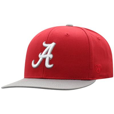 Alabama Top of the World Youth Maverick Flatbrim Hat