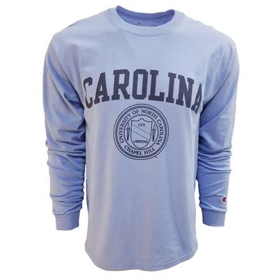 UNC College Seal Long Sleeve Tee