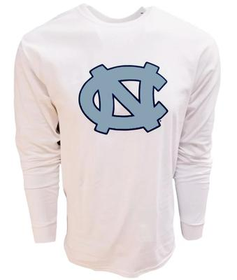 UNC Long Sleeve Logo Tee