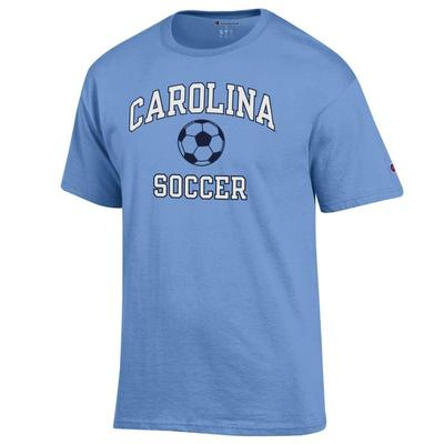 UNC Champion Carolina Soccer Tee