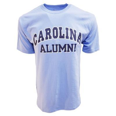 UNC Arch Alumni T-Shirt C.BLUE