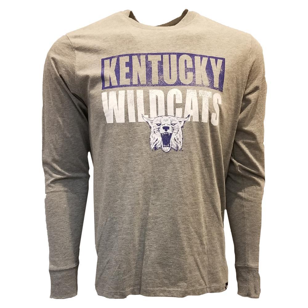 Kentucky 47 ' Stack Long Sleeve Club Tee