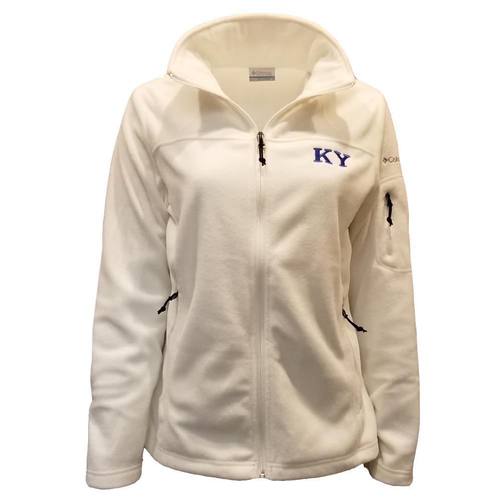 Kentucky Columbia Give And Go Full Zip Jacket