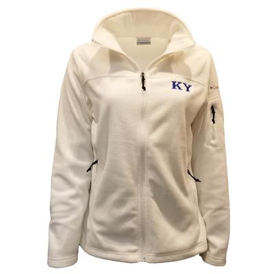 Kentucky Columbia Give And Go Full Zip Jacket