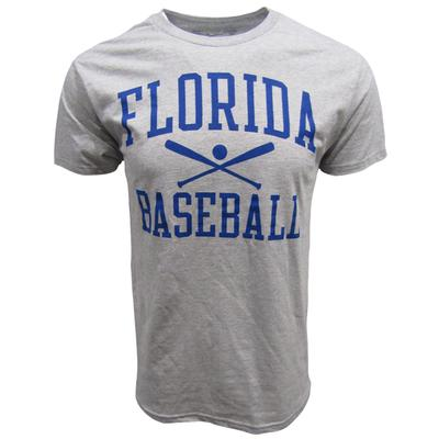 Florida Basic Baseball Tee GREY