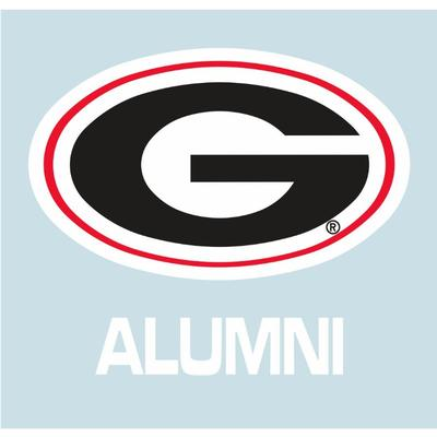 Georgia Power G Alumni Decal 5