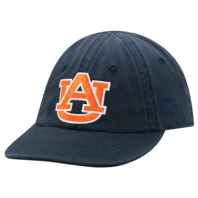 Auburn Top of the World Infant Cap