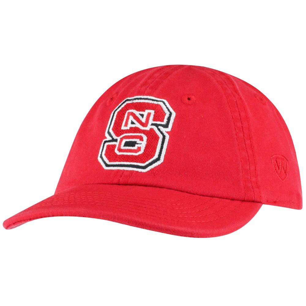 Nc State Top Of The World Infant Cap