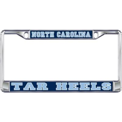 UNC Tar Heels License Plate Frame