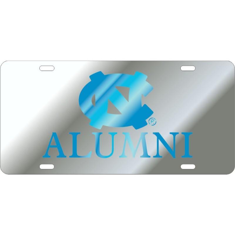 Unc Alumni License Plate