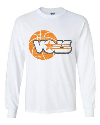 Tennessee Basketball Volstar Long Sleeve Dualblend Tee