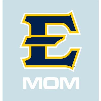 ETSU Mom Decal 5