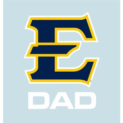 ETSU Dad Decal 5