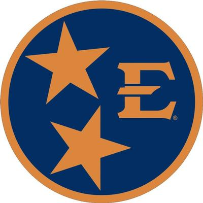 ETSU Tristar Decal 3